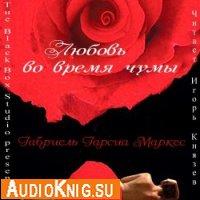 Любовь во время чумы (аудиокнига)
