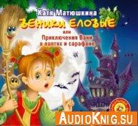 Веники еловые, или Приключения Вани в лаптях и сарафане (аудиокнига)