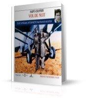 A. de Saint-Exupery/Антуан де Сент-Экзюпери. Vol de nuit/Ночной полет (аудиокнига_FR)