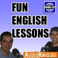 Fun English Lessons (аудио + книга)