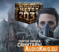 Метро 2033. Санитары (аудиокнига)