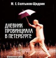 Дневник провинциала в Петербурге (аудиокнига)