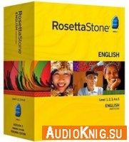 Rosetta Stone V3: English (US) Level 1-5 Set with Audio Companion