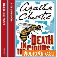 Death in the Clouds A Hercule Poirot Mystery (Audiobook)