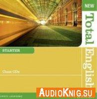 New Total English Starter Class CDs (Audio)