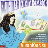 Большая книга сказок. Том 2. Лучшие европейские сказки (аудиокнига)