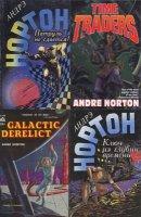 Война во времени. Книги 1-4 - Андрэ Нортон (Аудиокнига)