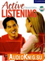 Active Listening 1 - Brown S, Smith D (pdf, mp3) Язык: Английский