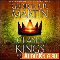 Song of Ice and Fire. A Clash of Kings (Audiobook) - George R. R. Martin