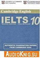 Cambridge English IELTS 10 Student's Book (MP3) - Jakeman Vanessa Язык курса: Английский