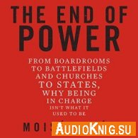 The End of Power (Audiobook)