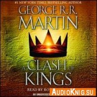 A Clash of Kings (Audiobook) George R. R. Martin